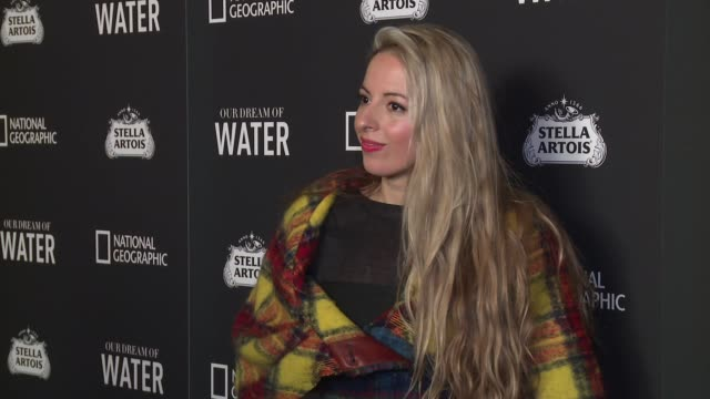 CLEAN 'Our Dream Of Water' New York Premiere at Metrograph on March 6 2017 in New York City