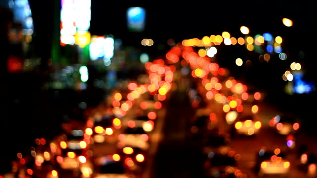 Out of focus traffic