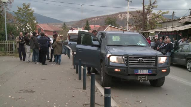 Outbreaks of violence and a low turnout marred key local elections in Kosovo on Sunday the first in which ethnic Serbs have been encouraged to vote...