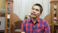 Outcry after gay men caned after being caught having sex Hartoyo interview SOT Drone footage of city of Banda Aceh Various views of the Baiturrahman...