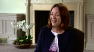 Outgoing Scottish Labour leader Kezia Dugdale saying she had 'the toughest job in Scottish politics' but that she 'hopes she has made it easier for...