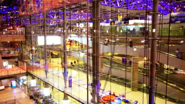 Outside view of Airport Bangkok