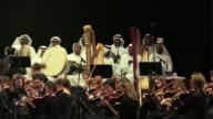 Over 100 international musicians from the Gustav Mahler Jugendorchester perform in Abu Dhabi
