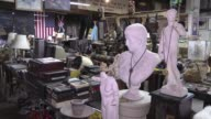 Over his three decades as a sanitation worker Nelson Molina gradually built up what is now known as New Yorks Trash Museum from items that local...