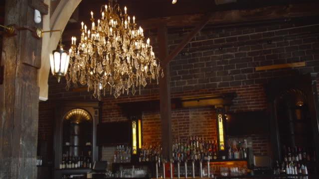 WS TD Overall bar scene / Seattle, Washington, USA