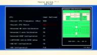 Overclocking in BIOS (HD)