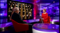 Overhaul of the school inspection system announced ENGLAND London GIR INT Sir Michael Wilshaw LIVE studio interview SOT Third of schools that are not...