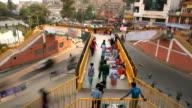 Straßenüberführung Verkehr
