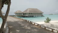 Overwater Lodge by the Beach / Hithadhoo, Maldives