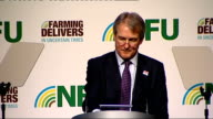 Owen Paterson speech at NFU conference ENGLAND West Midlands Birmingham INT Owen Paterson MP speech SOT I am delighted to be able to speak to you at...