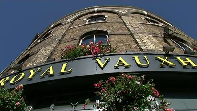 GAY owner says rising rents are threatening LGBTQ venues T10091541 / EXT Royal Vauxhall Tavern