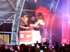 Oxford Street Christmas lights turned on / Chace Crawford Alexandra Burke Ruth Lorenzo and Sugababes interveiws / Stage performances Sugababes...