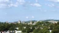 Oxford university long distance time lapse