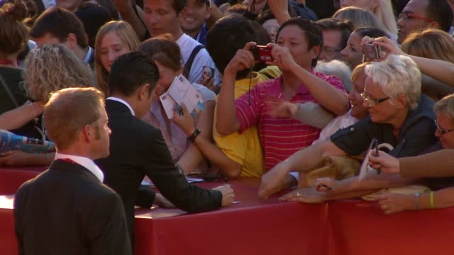 Pace Wu at the Detective Dee and the Mystery of Phantom Flame 67th Venice Film Festival at Venice