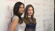 Padma Lakshmi and Allison Williams at 8th Annual Blossom Ball To Benefit The Endometriosis Foundation Of America at Pier Sixty at Chelsea Piers on...