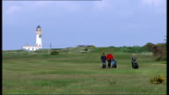 Padraig Harrington visits Turnberry golf course ahead of the 2009 Open Championship SCOTLAND Turnberry EXT General views of Turnberry Golf Course...