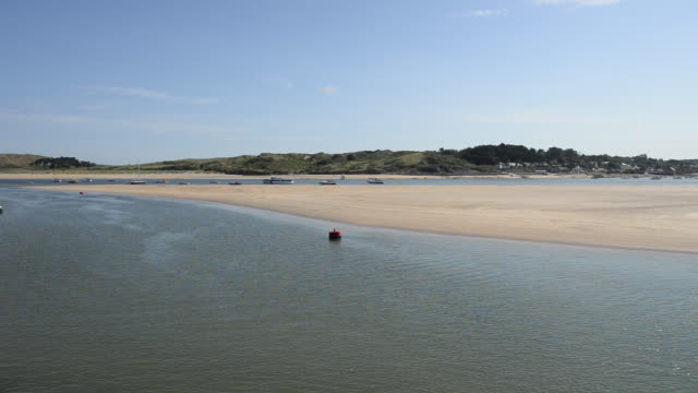 Padstow Bay, Padstow, Cornwall.
