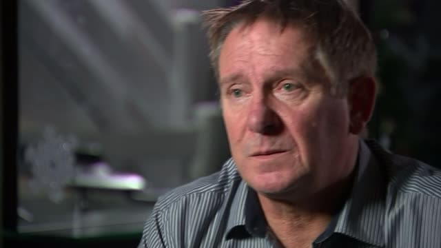 Paedophile football coach Barry Bennell in hospital after being found unconscious Yan Nowacki interview SOT