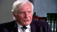 'VIP paedophile ring' allegations Harvey Proctor interview Westminster INT Harvey Proctor interview SOT Metropolitan Police lawyers think I will get...