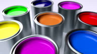 Paint cans loopable