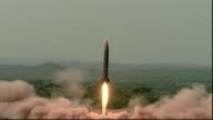 Pakistan successfully test fired the mediumrange ballistic missile Ghauri which is capable of carrying both conventional and nuclear warheads up to a...