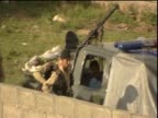 Pakistan Troops guarding compound where Osama Bin Laden was discovered