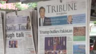 Pakistanis fire back at US President Donald Trump's accusations the country harbours militants highlighting the heavy toll they have paid fighting...