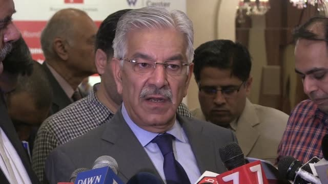 Pakistan's Foreign Minister Khawaja Asif says a trust deficit exists with the US but that efforts are being made to build it up following months of...