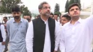 Pakistan's parliament elected exoil minister Shahid Khaqan Abbasi as prime minister on Tuesday days after threetimes premier Nawaz Sharif was ousted...
