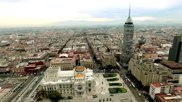 Palace Bellas Artes in Mexico city.