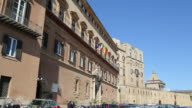 Palace of the Normans (Palazzo dei Normanni), exterior view of the palace, Palermo, Sicily