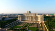 Palace of the Parliament Aerial