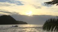 Palau at Sunset