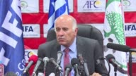 Palestines football association on Thursday said it had reluctantly agreed to play upcoming World Cup qualifying matches against Saudi Arabia and...