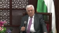 Palestinian Authority president Mahmud Abbas said Palestinians 'will stay protect' Jerusalem after three days of clashes between Palestinians and...