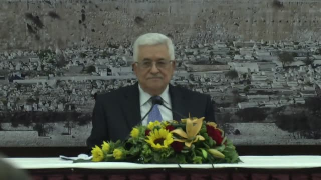 Palestinian president Mahmud Abbas convened members of his Fatah movement in the West Bank city of Ramallah on Thursday CLEAN Palestinian leaders to...
