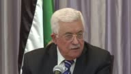 Palestinian president Mahmud Abbas dismissed Wednesday weeks of rumours that the Palestinian Authority could collapse saying he would never give up...