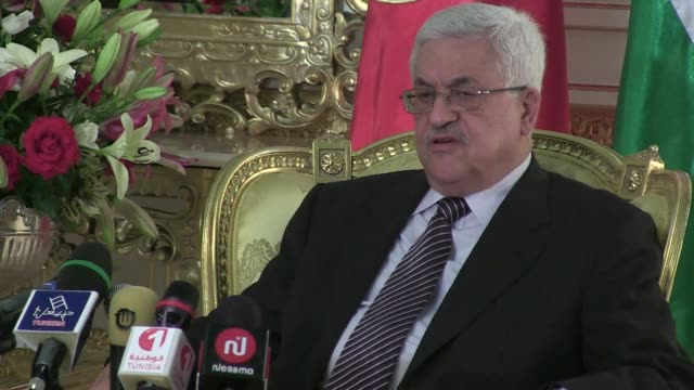 Palestinian president Mahmud Abbas on Friday in Tunis said the United States' opposition to UN membership for his aspiring state showed Washington...