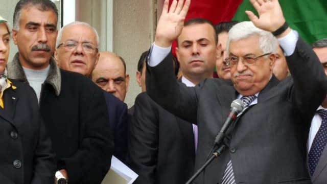 Palestinian president Mahmud Abbas on Sunday said he was fully confident ahead of a fresh attempt to seek upgraded Palestinian status at the United...