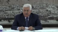 Palestinian president Mahmud Abbas said on Tuesday he will maintain a freeze on coordination with Israel despite the removal of controversial metal...