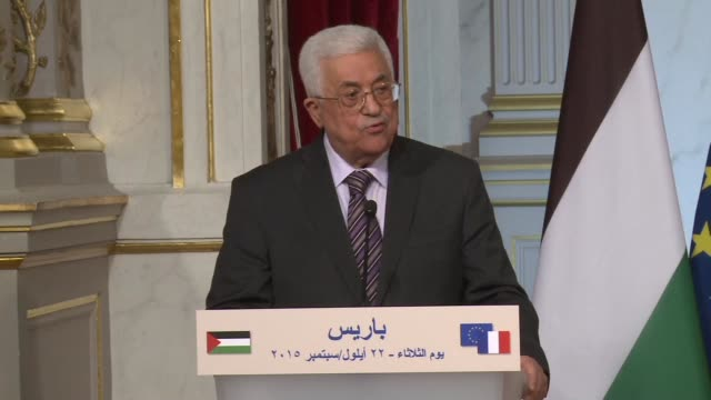 Palestinian president Mahmud Abbas warned Tuesday of the 'risk of an intifada' if clashes over the Al Aqsa mosque compound continue after a meeting...