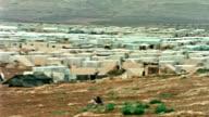 Palestinian Refugee Camp Circa 1970