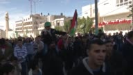 Palestinians demonstrated in the West Bank city of Hebron on Friday against Israels policies in east Jerusalem and efforts by far right Jewish fringe...