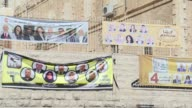 Palestinians vote in municipal elections on Saturday but only in the West Bank and not the Gaza Strip illustrating the persistent inability of rival...