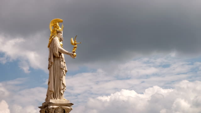 Pallas Athena Time Lapse