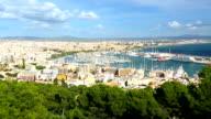 Palma de Mallorca, Time Lapse