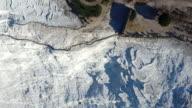Pamukkale-Hierapolis Luftbild