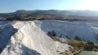 Pamukkale-Hierapolis aerial view