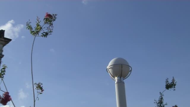 Pan Left Reveal Magellan Monument Cebu Bohol Philippines
