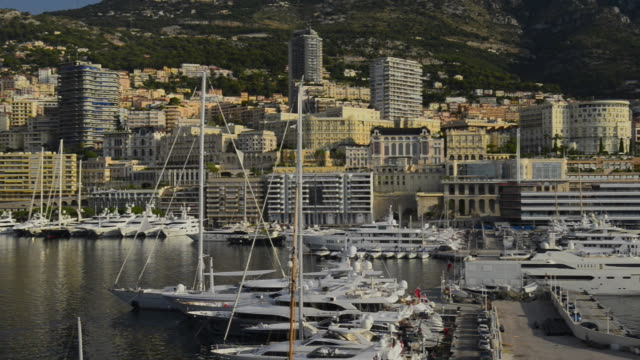 Pan r to L Yacht Harbour,Port Hercule,La Condamine